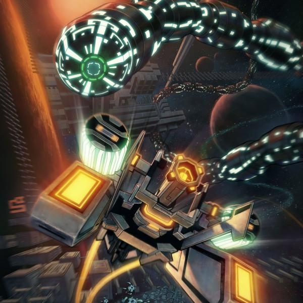 Kromaia - video game - box art cover